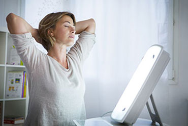 Light Therapy for anxiety